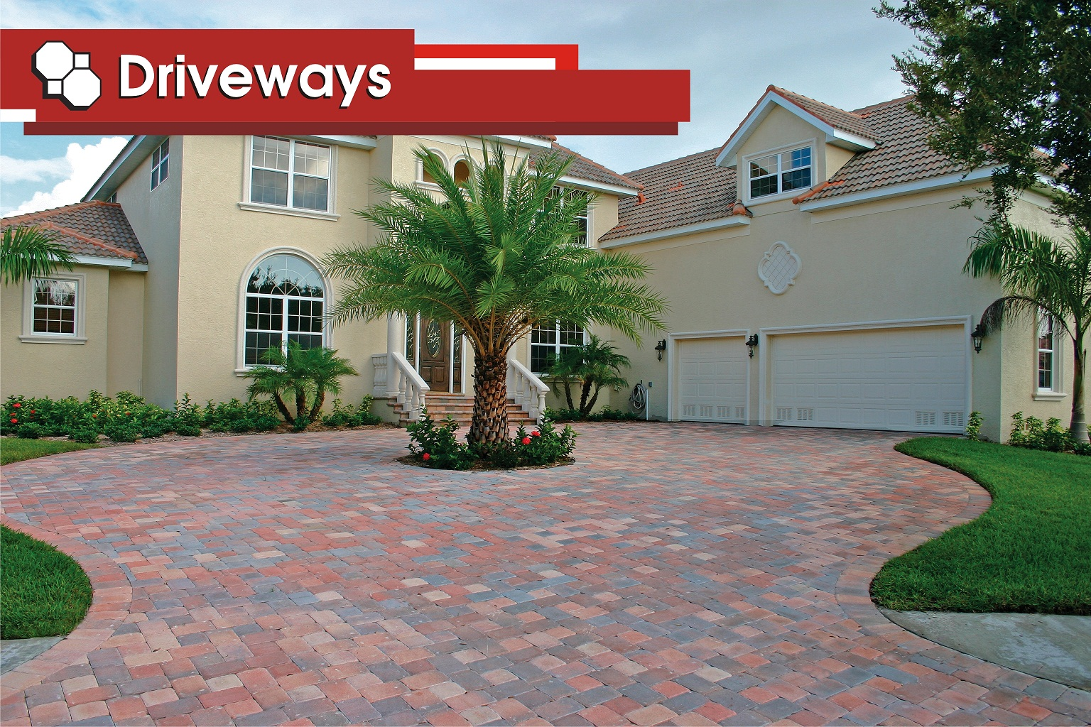 Driveway Remodeling Services by Paving Crew, Inc